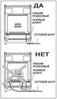 Подставка по газовую плиту 4